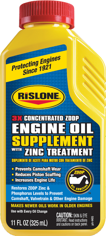 Rislone's ZDDP Zinc/Phosphorus Additive
