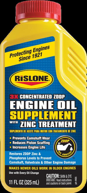 High Zinc Motor Oil For Classic Cars