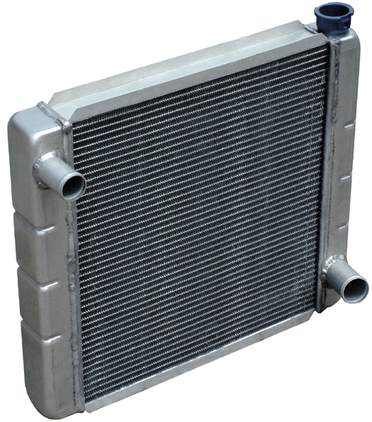 An Automotive Radiator
