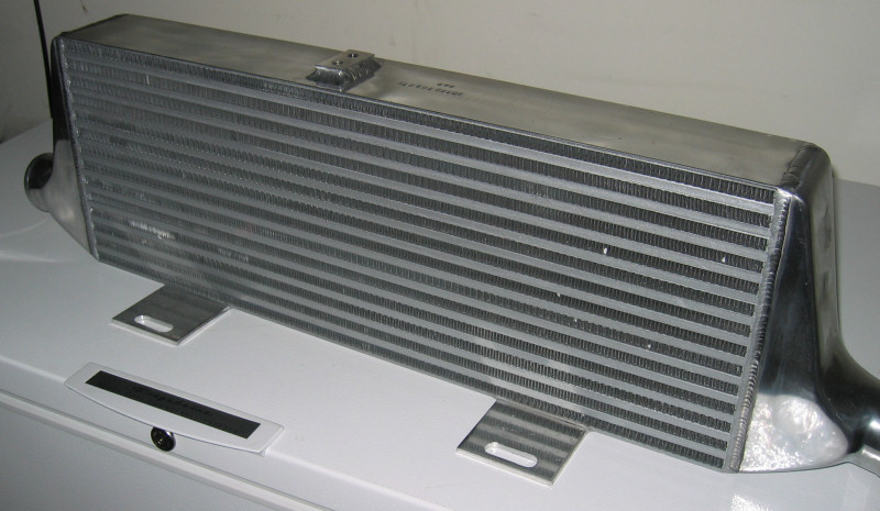 An Intercooler on Display