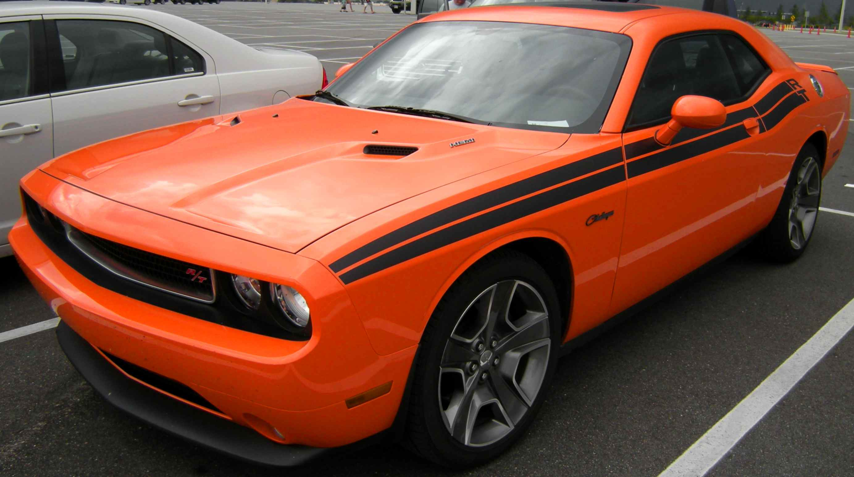 Dodge Challenger Cars Simplified