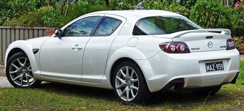... 2011 Mazda RX-8 ... & Mazda RX-8 \u2022 Cars Simplified