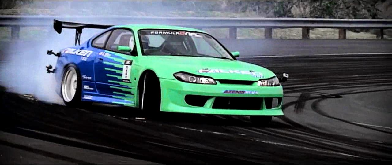 The Falken Drift S15 Sylvia