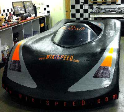 Wikispeed Prototype