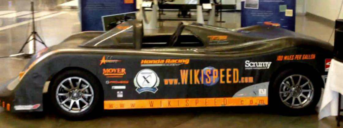 Wikispeed SGT01 Side View